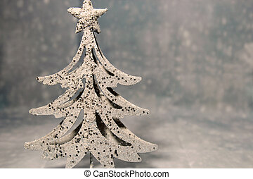 Decorative Christmas tree