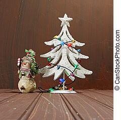 Decorative Chritmas tree