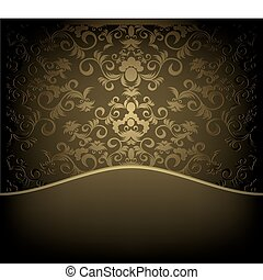 Decorative design background