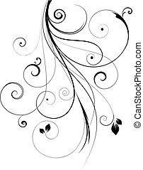 Decorative design - Decorative abstract design