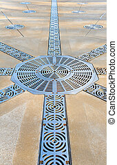 Decorative Drainage Grates