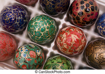 Decorative eggs 2