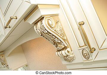 decorative elements of furniture