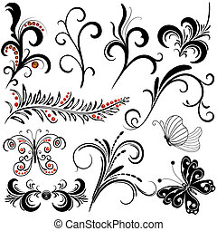 decorative elements, ontwerp