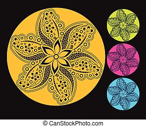 Decorative Flourish Design Elements