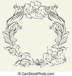 Decorative font, Letter O