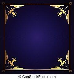 decorative frame 0307