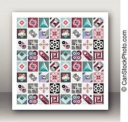 Decorative Geometric Patterns