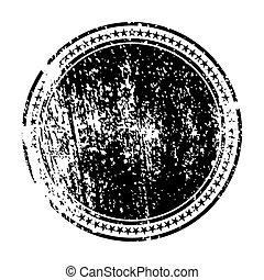 Decorative Grunge Stamp