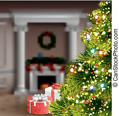 Decorative Holiday Template - Decorative holiday template...