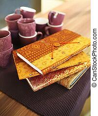 decorative home diary