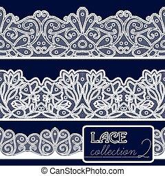 Decorative Lace Set