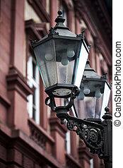 Decorative Outdoor Lamp