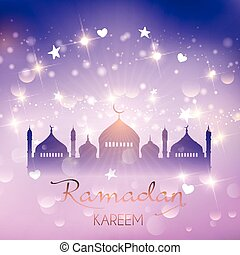 Ramadan background