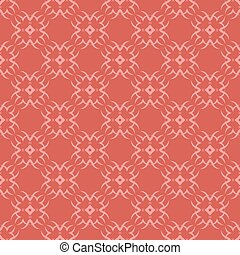 Decorative Retro Seamless Pattern