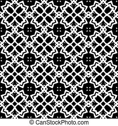 Decorative Retro Seamless Pattern