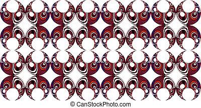 Decorative texture background