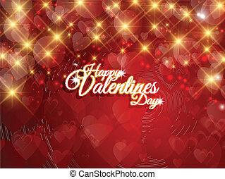 Valentines Day background - Decorative Valentines Day ...