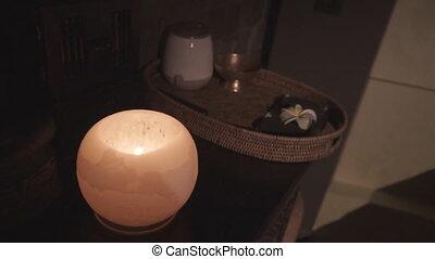 Decorative Wax Candles