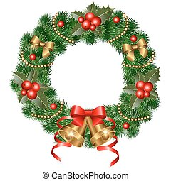 decorative wreath