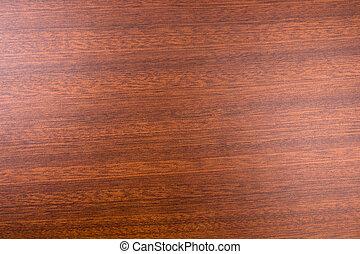 decorativo, caoba, madera, plano de fondo