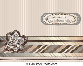 decorativo, fondo, strisce