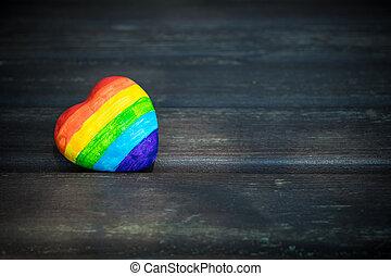 decorativo, movements., oscuridad, social, humano, orgullo, ...