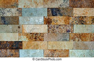 decorativo, pietra, marmo, fondo, superficie
