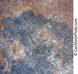decorativo, tegole, naturale, struttura, marmo, mosaico