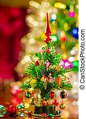 decorazione albero natale