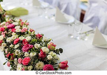 decorazione, matrimonio