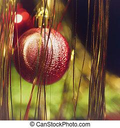 decorazioni albero natale