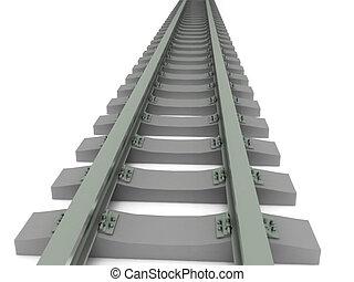 Decreasing Railway