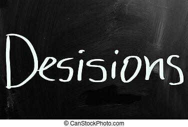 decyzja