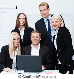 Dedicated professional business team - Dedicated...