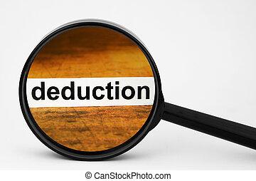 Deduction