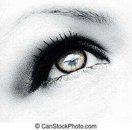deep look eye