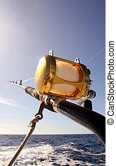 deep sea fishing