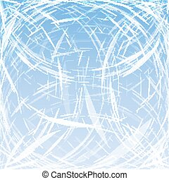 Deep Space background with abstract lines. Abstract background.