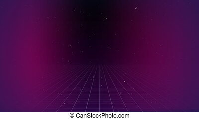 Deep space travel - Digital animation of travelling in ...