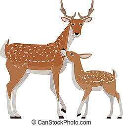 Fawn Illustrations and Clipart. 1,502 Fawn royalty free ...