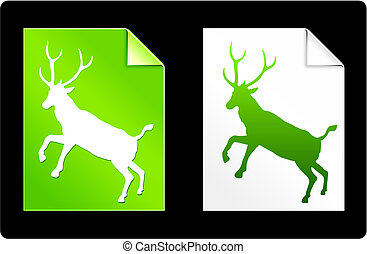 Deer Pages Collection
