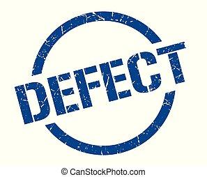 defect stamp