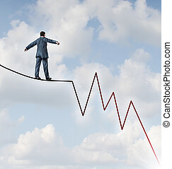 deficytowy, korzyść, ryzyko