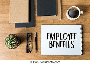 definición, beneficios, comunicación, destacado, empleado,...