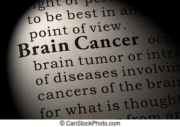 definition of Brain Cancer