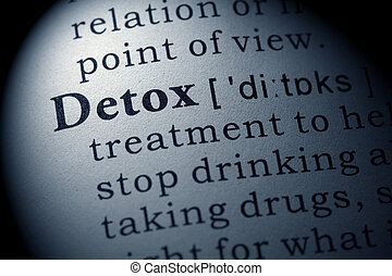 definition of detox
