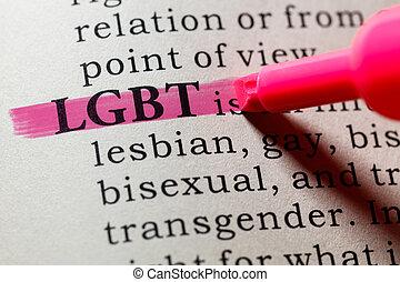 gay old english definition