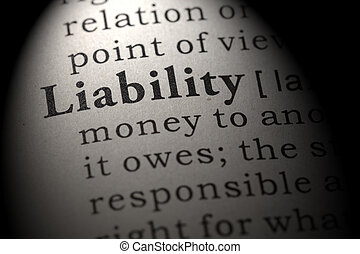 definition of liability - Fake Dictionary, Dictionary...