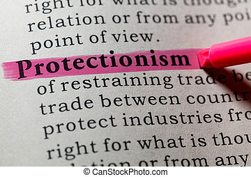definition of Protectionism